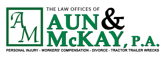 Edited Aun and Mckay logo
